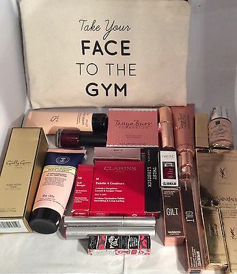 Ciate To Ysl Mixed Makeup 22 Pc Joblot Brand New