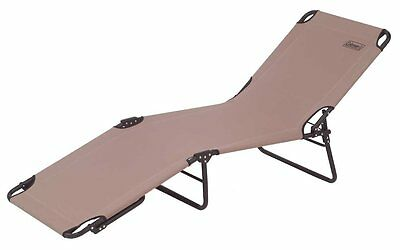 Coleman Camping Outdoor Sleeping Adjustable Cot Bed  Gift New Fast Shipping