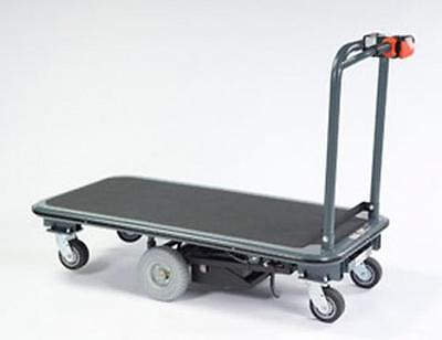 "Lakeside 8180 27""x48"" Ergo-One® Plus Power Battery Operated Platform Truck"