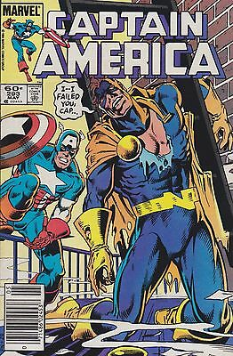 Captain America #293 Marvel 1984 Combined Shipping Available