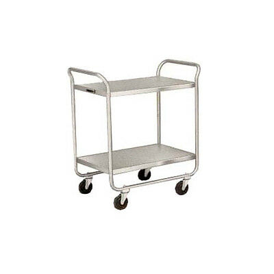 """Lakeside 210 27""""Wx17-1/2""""Dx35-3/4""""H Stainless Steel Utility Cart"""