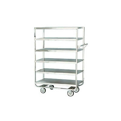 """Lakeside 563 21-1/2""""Wx54-1/2""""Lx54-5/8H Stainless Steel Open Tray Truck"""