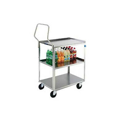 "Lakeside 4459 23-3/8""x54-1/8""x49-1/4"" Handler Medium Duty Utility Cart"