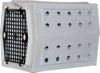 Large Dog Kennel Ruff Tough Dog Trainer Designed Easy To Clean Stackable New!!!