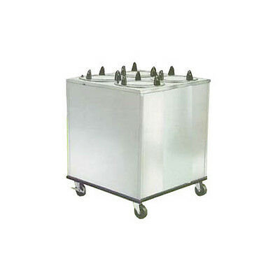 """Lakeside 928 9-3/4"""" Dia. Adjust-a-Fit® Non-heated Cabinet Dish Dispenser"""