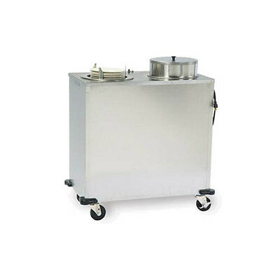 Lakeside E937 Express Forced Air Heat Mobile Plate Dispenser Cabinet