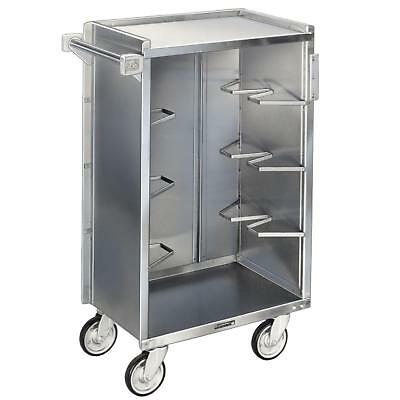 "Lakeside 790 17-5/8""x27-3/4""x42-7/8"" Enclosed Bussing Cart Cabinet"