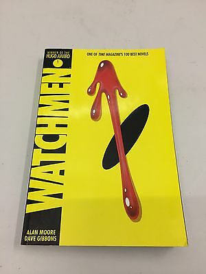 Watchmen One of Time Magazine's 100 Best Novels by Alan Moore and Dave Gibbons
