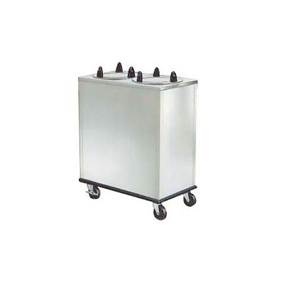 "Lakeside 5200 5"" Dia. Non-heated Cabinet Style Dish Dispenser"