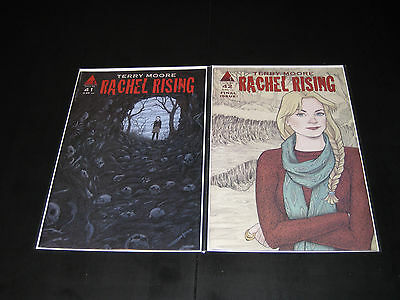 Rachel Rising 41 and 42!! HTF Final Issues!!