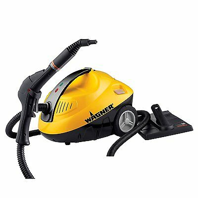 Steamer Cleaner Portable Wagner Steam System Clean Indoor Outdoor -Heavy Duty