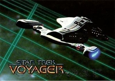 Star Trek 3 Stk.Trading Card Sets DS9 Proiles / MftF  + Voyager Season 2