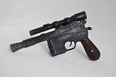 Star Wars, Battlefront DL-44 Han Solo Blaster Full size cosplay / replica / prop