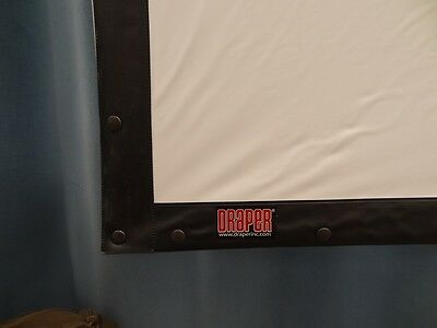Draper Cineperm Projection Screens