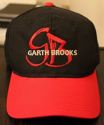 Vintage Garth Brooks Snapback Hat Cap