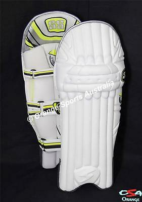 SS MATRIX RIGHT Handed Players Mens BATTING PADS + Light Wt + AU STOCK + 2015