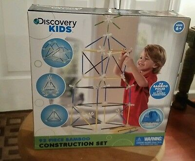 Discovery Kids Construction Set