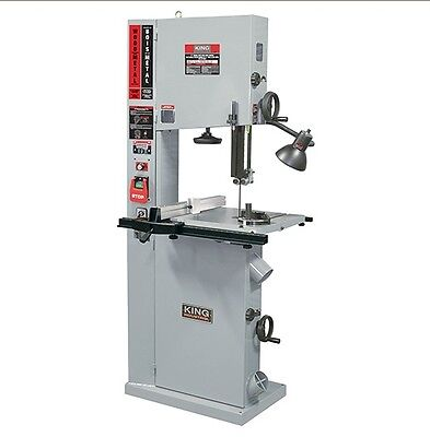 "King Canada Tools KC-1700WM-VS 17"" VARIABLE SPEED WOOD/METAL BANDSAW GUIDE"