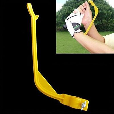 Training Beginner Gesture Alignment Golf Swing  Guide Tools