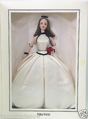 Vera Wang Barbie Bridal Collection First In Series Nib
