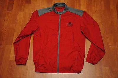 Farmers Insurance Open Torrey Pines Red Jacket Small S Adidas
