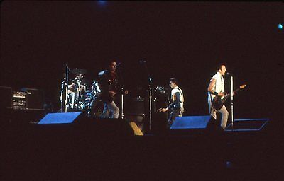 The Clash,  Shea Stadioum - Never Printed - Original 35mm color film (3) images
