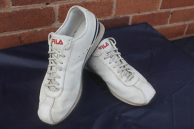 Mens Fila leather casual shoes