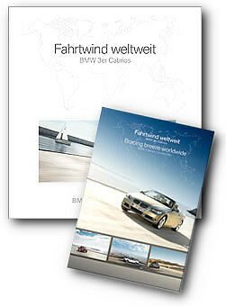 BMW-Bracing breeze worldwide BMW 3 series Convertibles-by BMW Mobile Tradition