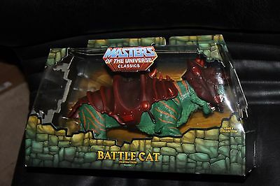 Masters Of The Universe Classics: Battle Cat Figure Brand New