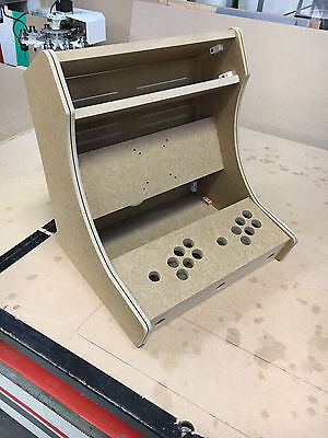 DIY BARTOP ARCADE MACHINE MDF 18MM With T MOLDING