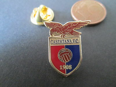 a1 CASERTANA FC club spilla football calcio soccer pins badge italia italy