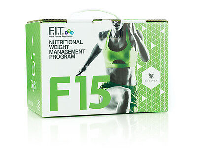 Forever Living FIT15 - Follow on from C9 Clean 9 - Replaces the FIT1 and FIT2