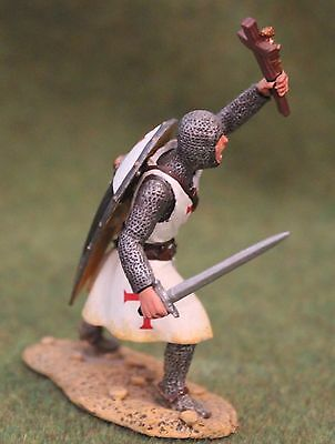 King And Country Knights Crusaders Mk03 Toy Soldiers   Britains