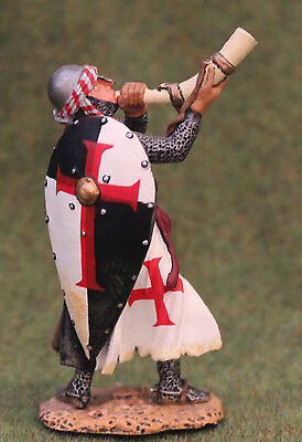 King And Country Knights Crusaders Mk17 Toy Soldiers   Britains