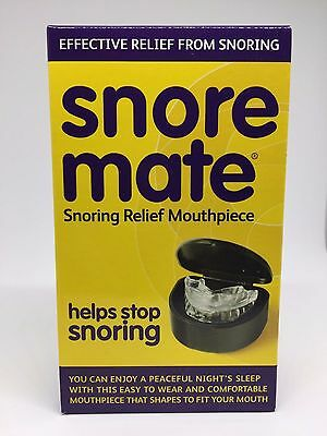 Snore Mate Snoring Relief Mouthpiece