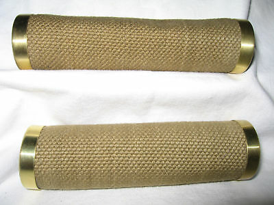 Wd Army Canvas Handlebar Grip 7/8 Bars New Design  Bsa Matchless