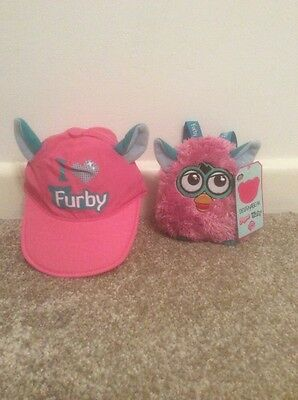 FURBY HAT and ZIPPED BAG for DESIGNaBEAR by CHAD VALLEY