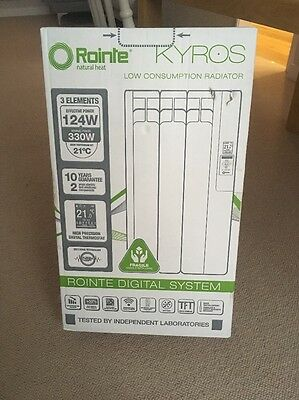 Rointe  Kyros Low Consumption Radiator Electric