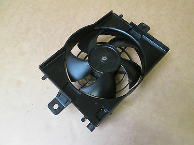 BMW R1200GS LC 2013 14,810 miles Radiator cooling fan