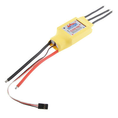 RC 100A 5V/2A UBEC 2-6s Brushless ESC W/ Water Cooling for Boat