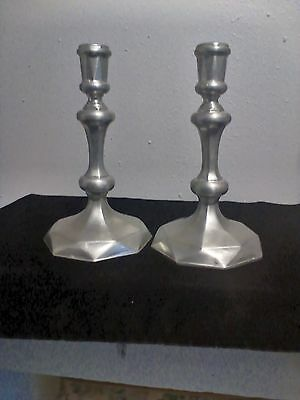 Steiff Williamsburg candlesticks