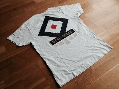 Rapha Wiggins Roubaix T-Shirt Medium White
