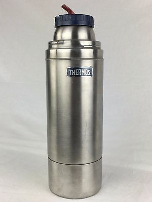 Vintage Thermos King Seeley 10 Litre Stainless Steel Vacuum Bottle #2464 #764 US