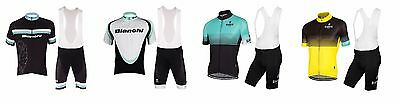 Completo Ciclismo/Cycling Jersey and Pants Combo 2016/17 Bianchi