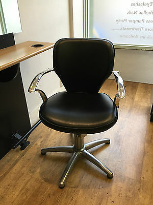 2 X Salon Styling Chairs For Sale - Rem Miranda - Excellent Condition