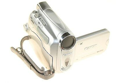 Canon Mv930 Digital Video Camcorder Faulty For Spares Or Repairs