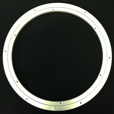 "18"" Inch 450Mm Lazy Susan Rotating Aluminium Turntable Bearing Round"