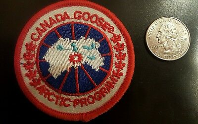 """Canada Goose Arctic program  PATCH  embroidered iron on Sew on  Patch 2.5x 2.5"""""""