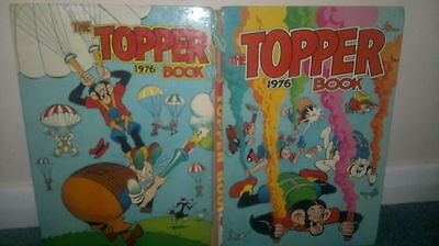 The Topper 1975 Book Annual - Fair - Unclipped 55p
