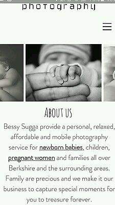 Fully mobile Photography business  *PRICE REDUCED DUE TO TIMEWASTERS* QUICK SALE